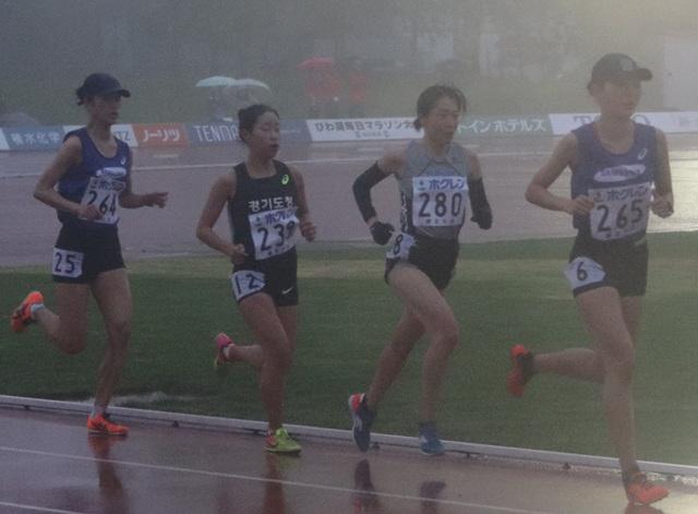 [ 디스턴스챌린지 1차 ]  여자 10000m, 김성은 부활의 신호탄을 쏘다.