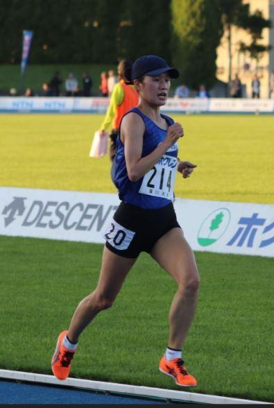 [ 디스턴스챌린지 3차 ] 여자10000m, 김성은 시즌베스트 기록 달성